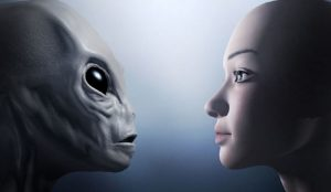 hybrid human alien